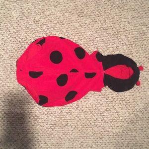 Carters 18 m lady bug costume